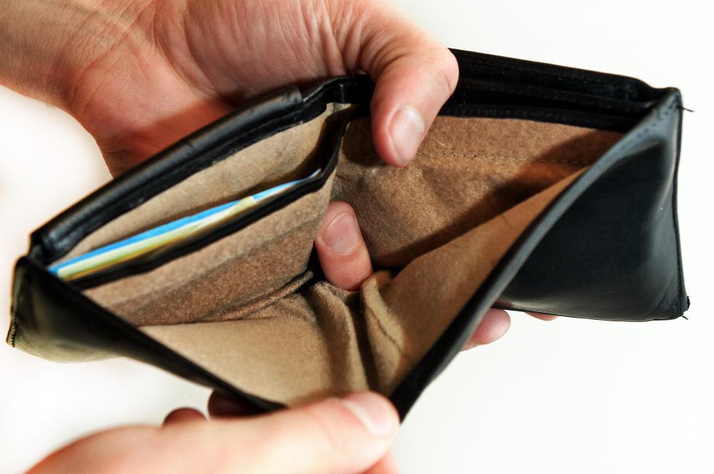 Страхи перед деньгами